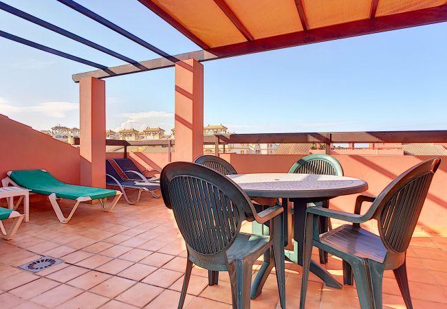 Appartement à Mar de Cristal - Albatros Playa 1 - 3507