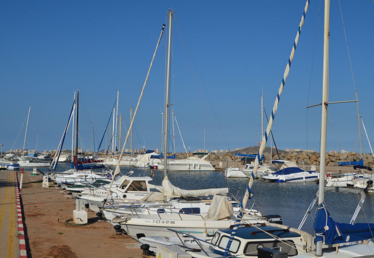 Bungalow à Mar de Cristal - Albatros Playa 3 - 1207