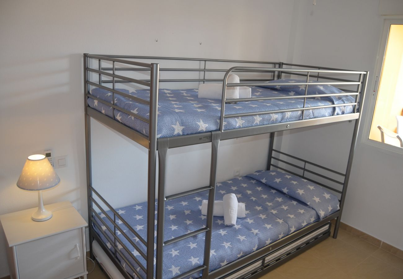 Appartement à Mar de Cristal - Albatros Playa 3 - 6908