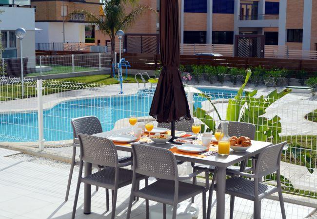 Appartement à Santiago de la Ribera - El Mirador de La Ribera - 7408