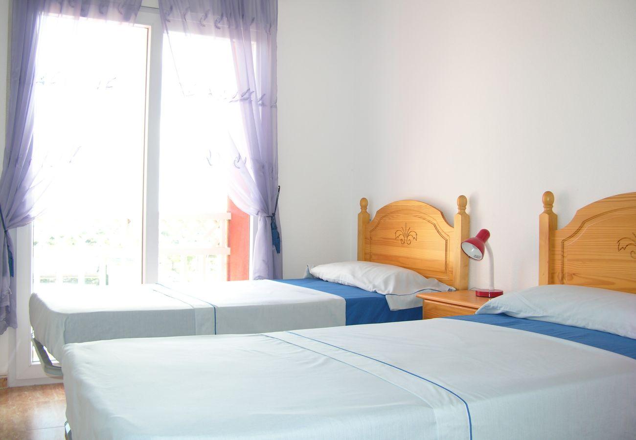 Appartement à Manga del Mar Menor - Los Miradores del Puerto - 3207