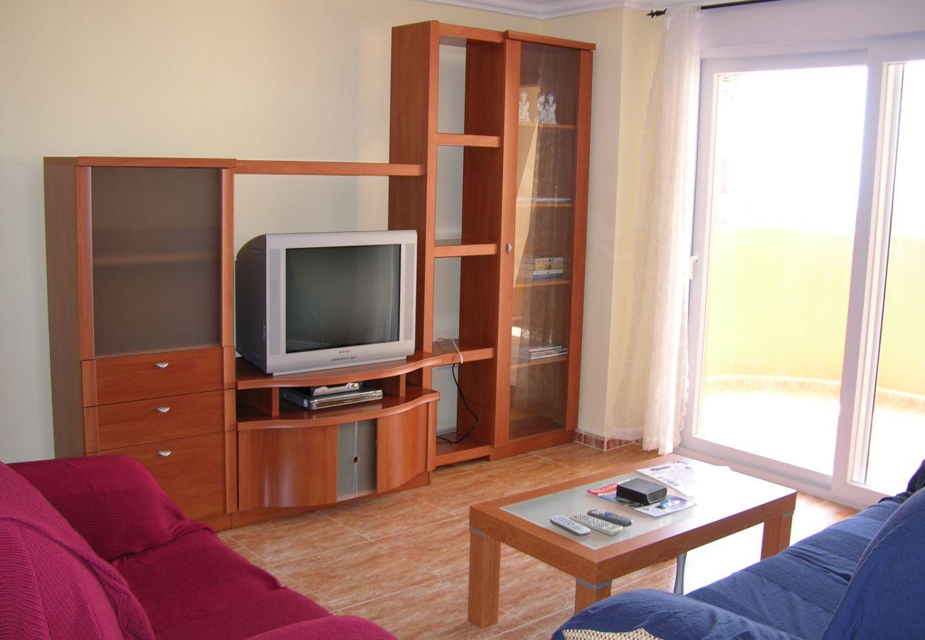 Appartement à Manga del Mar Menor - Los Miradores del Puerto - 1507