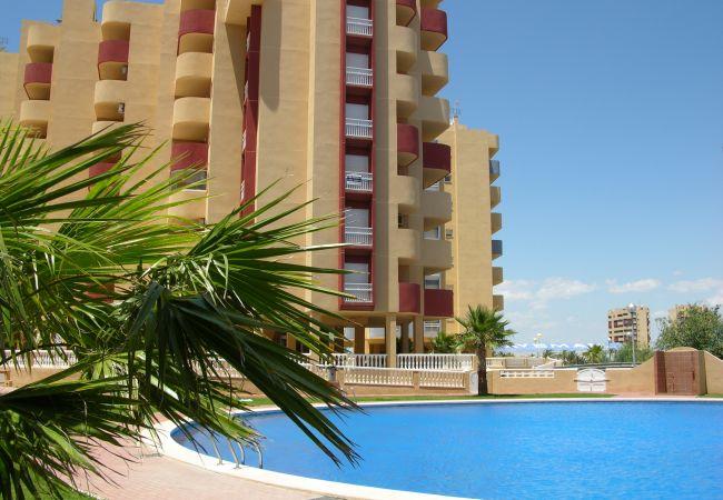 Appartement à La Manga del Mar Menor - Los Miradores del Puerto - 5207