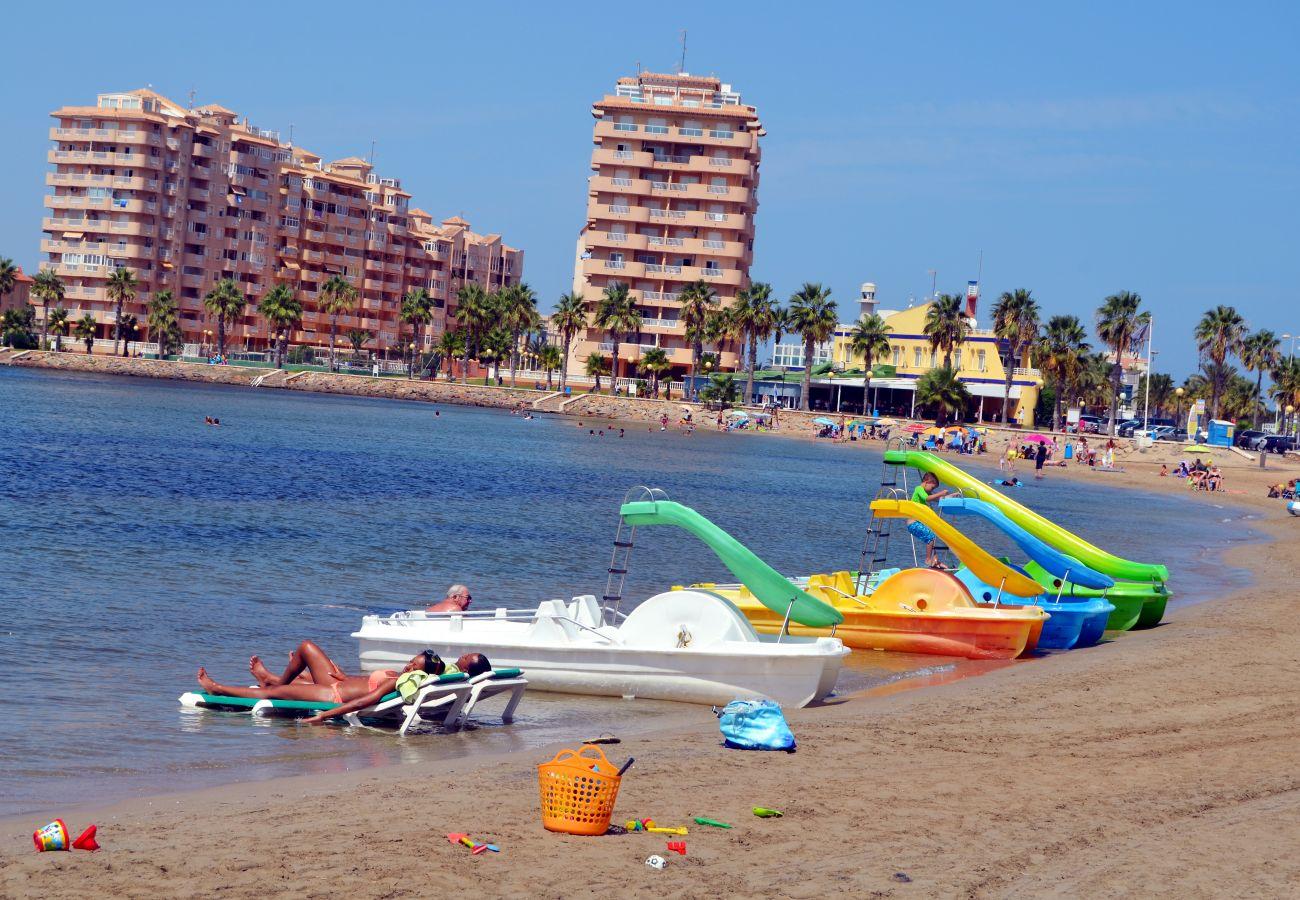 Appartement à Manga del Mar Menor - Los Miradores del Puerto - 5207
