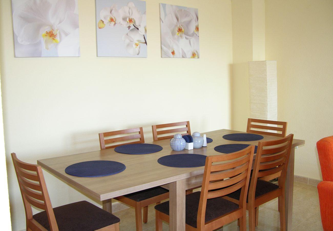 Appartement à Manga del Mar Menor - Playa Principe - 0507