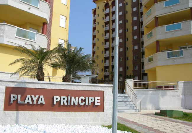 Appartement à La Manga del Mar Menor - Playa Principe - 6507