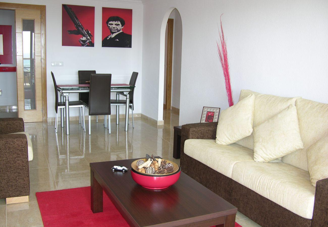 Appartement à Manga del Mar Menor - Playa Principe - 6507