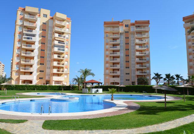 Appartement à La Manga del Mar Menor - Puertomar - 250