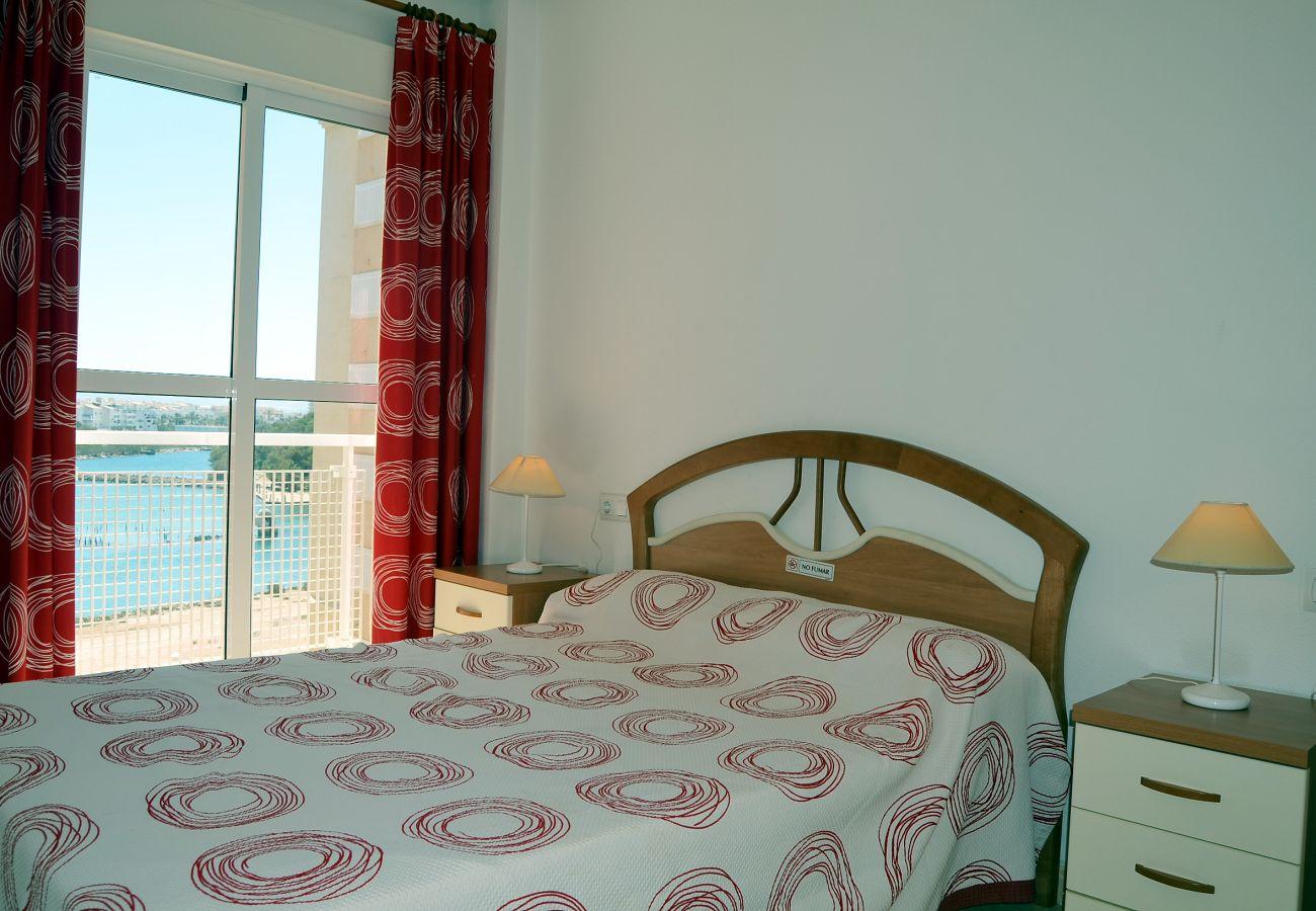 Appartement à Manga del Mar Menor - Puertomar - 2506