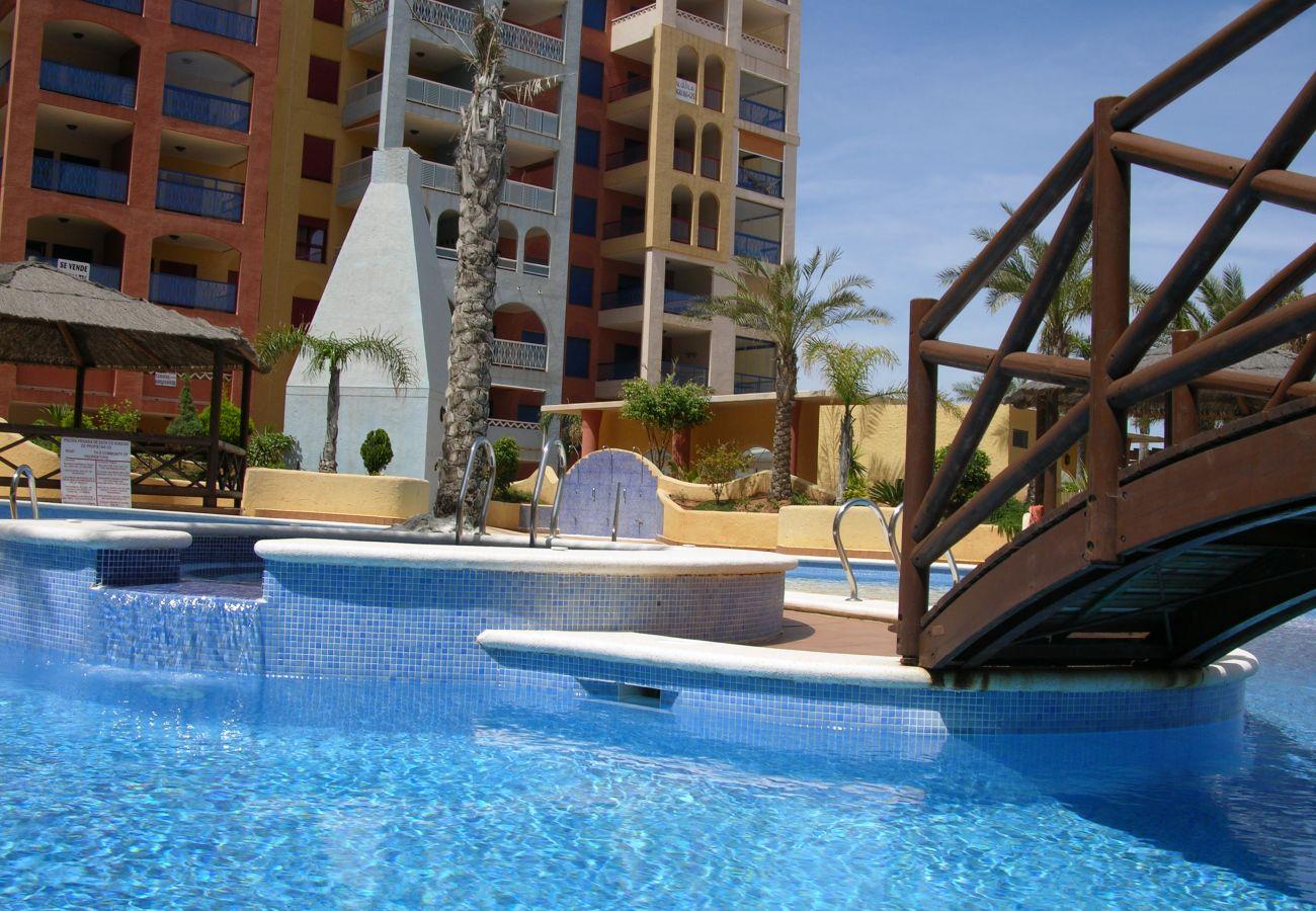 Appartement à Playa Honda - Verdemar 3 - 2007