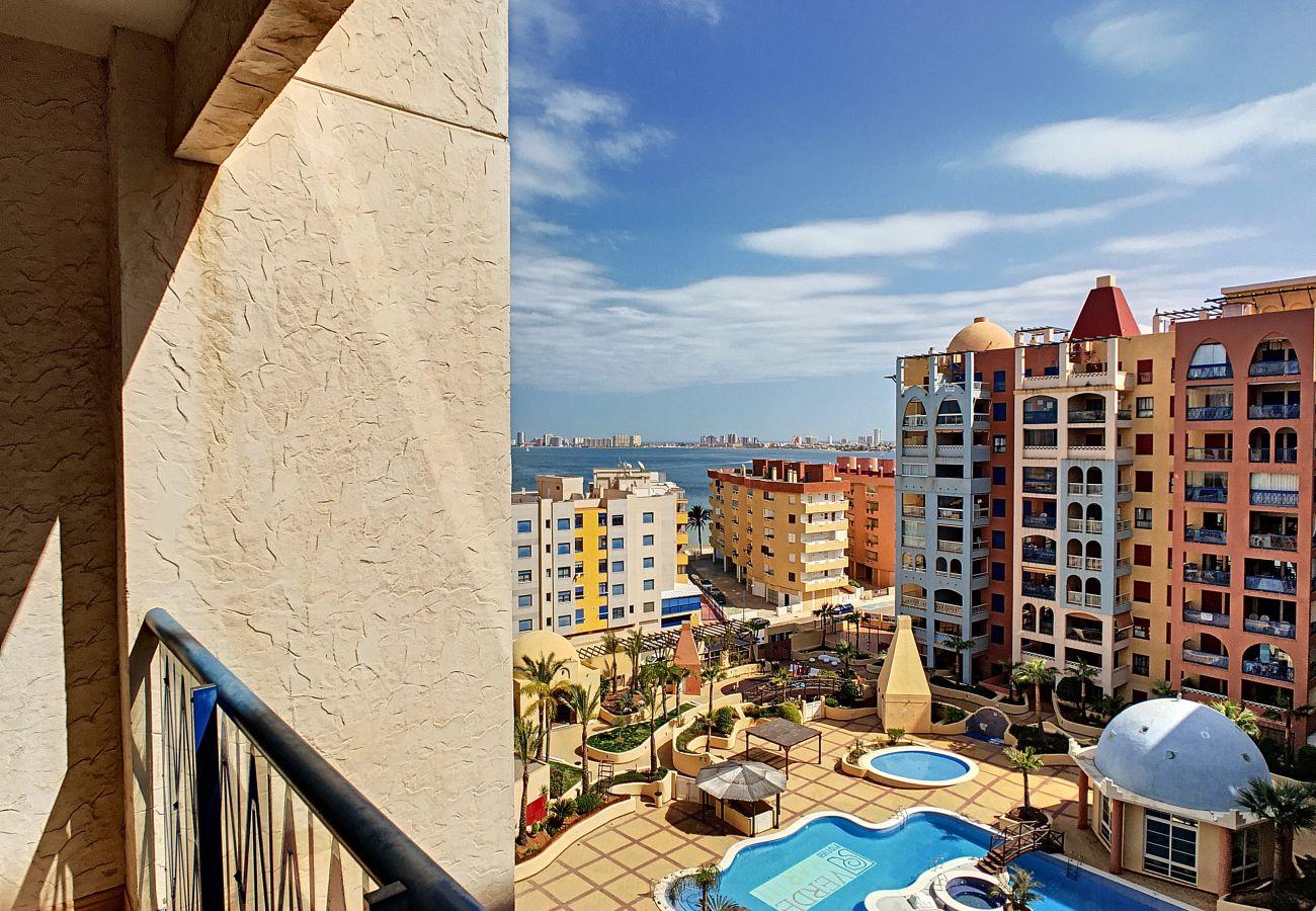 Appartement à Playa Honda - Verdemar 3 - 8806