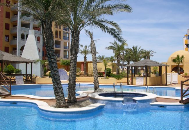 Appartement à Playa Honda - Verdemar 3 - 8907