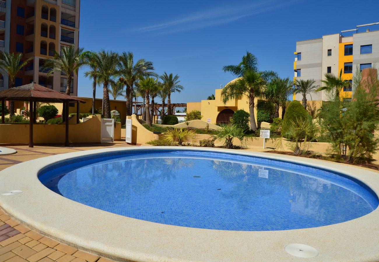 Appartement à Playa Honda - Verdemar 3 - 8907