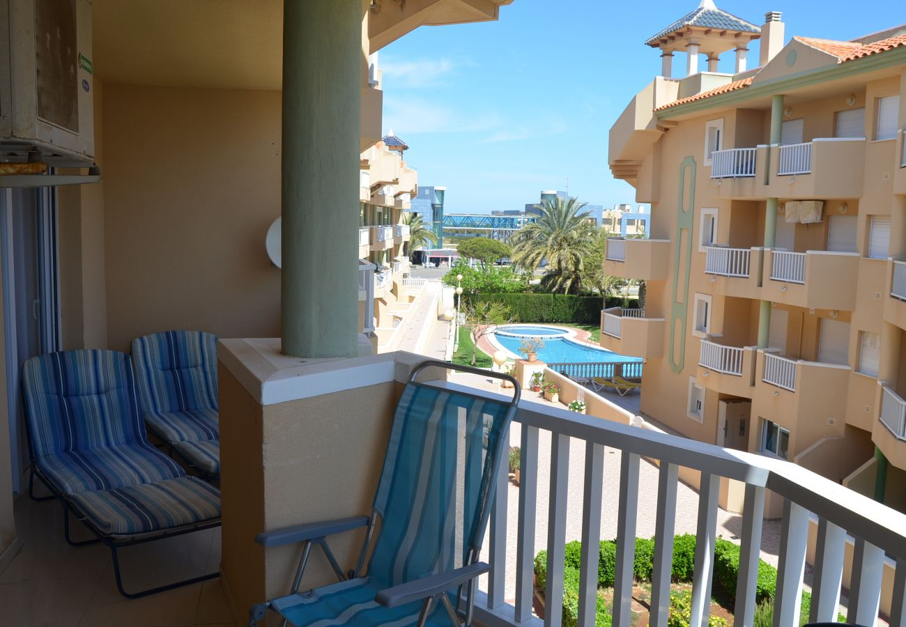 Appartement à Manga del Mar Menor - Villas de Frente - 1407