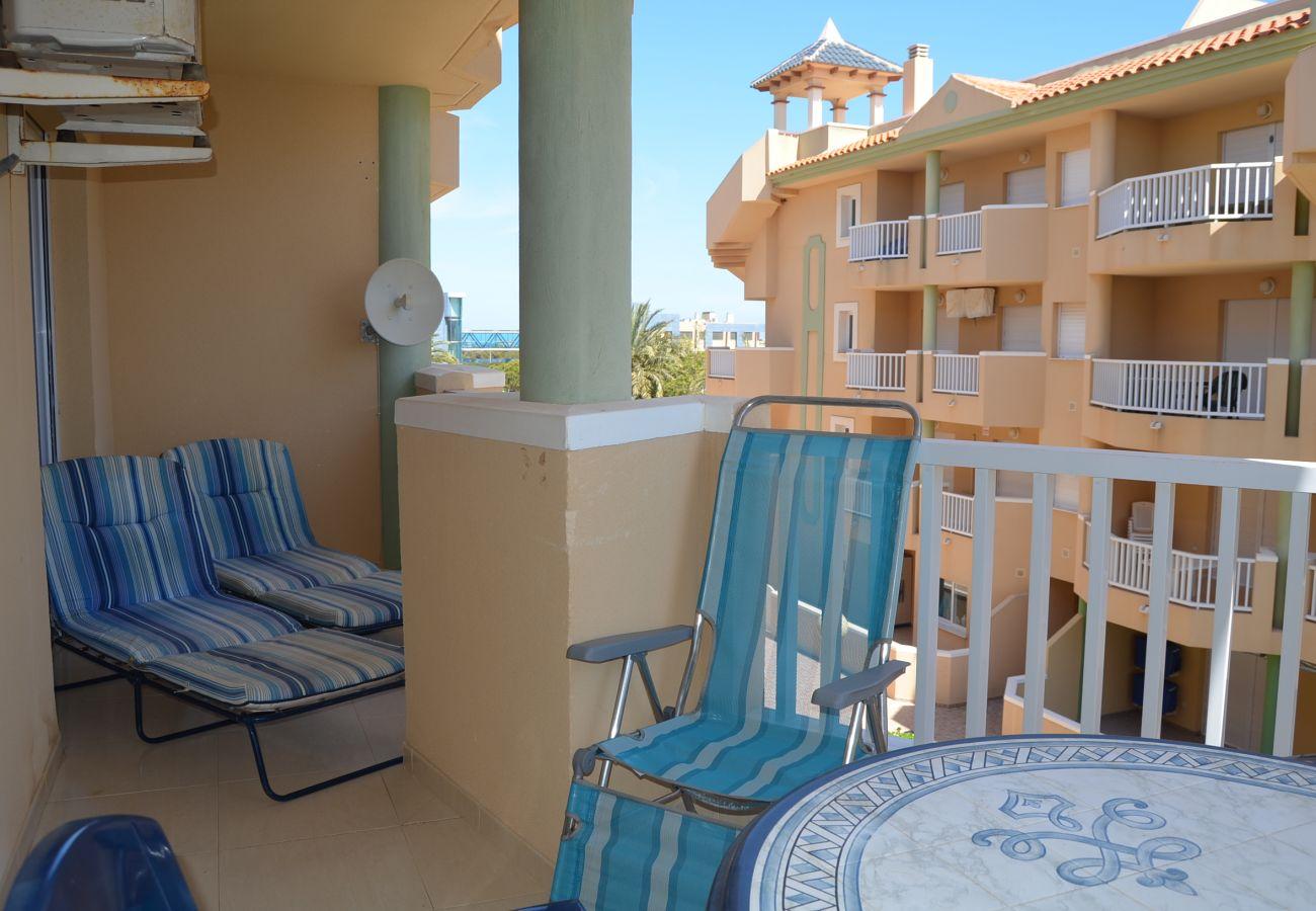 Appartement à Manga del Mar Menor - Villas de Frente - 1407