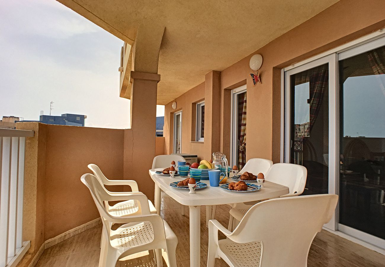 Appartement à Manga del Mar Menor - Marinesco 2 - 3206