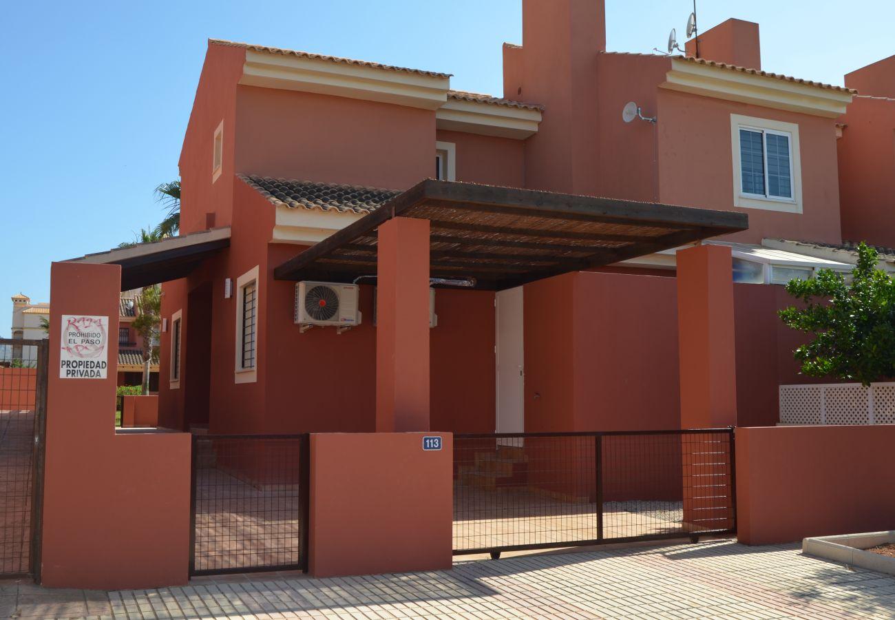 Maison à Mar de Cristal - Albatros Playa 2 - 9408