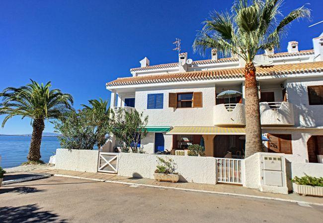 Maison à La Manga del Mar Menor - Casa Olympia
