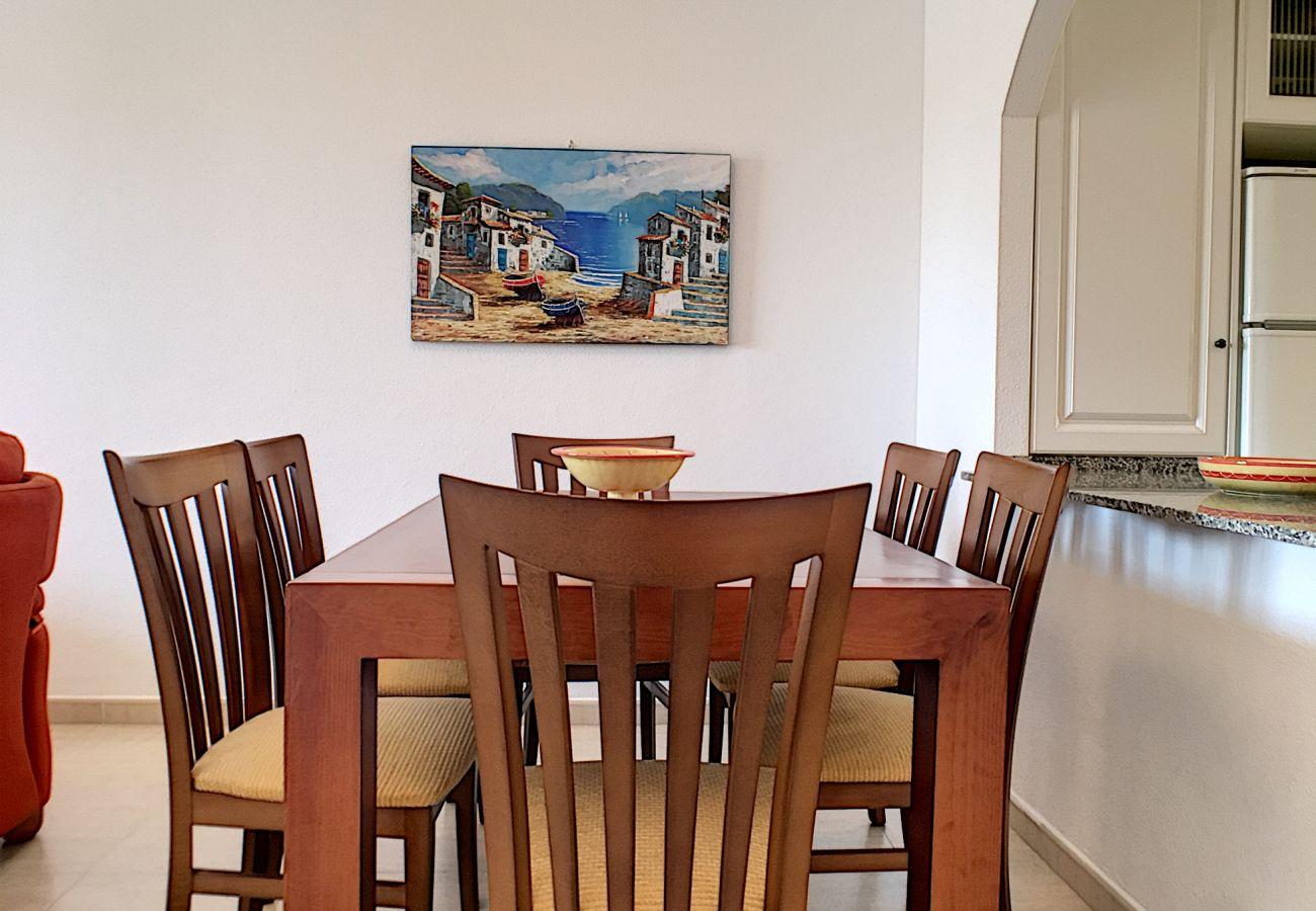 Appartement à Mar de Cristal - Ribera Beach 3 - 0809