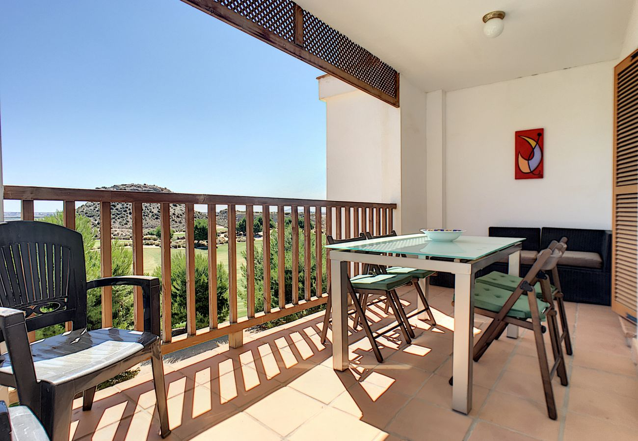 Appartement à Baños y Mendigo - Vistas Golf - El Valle