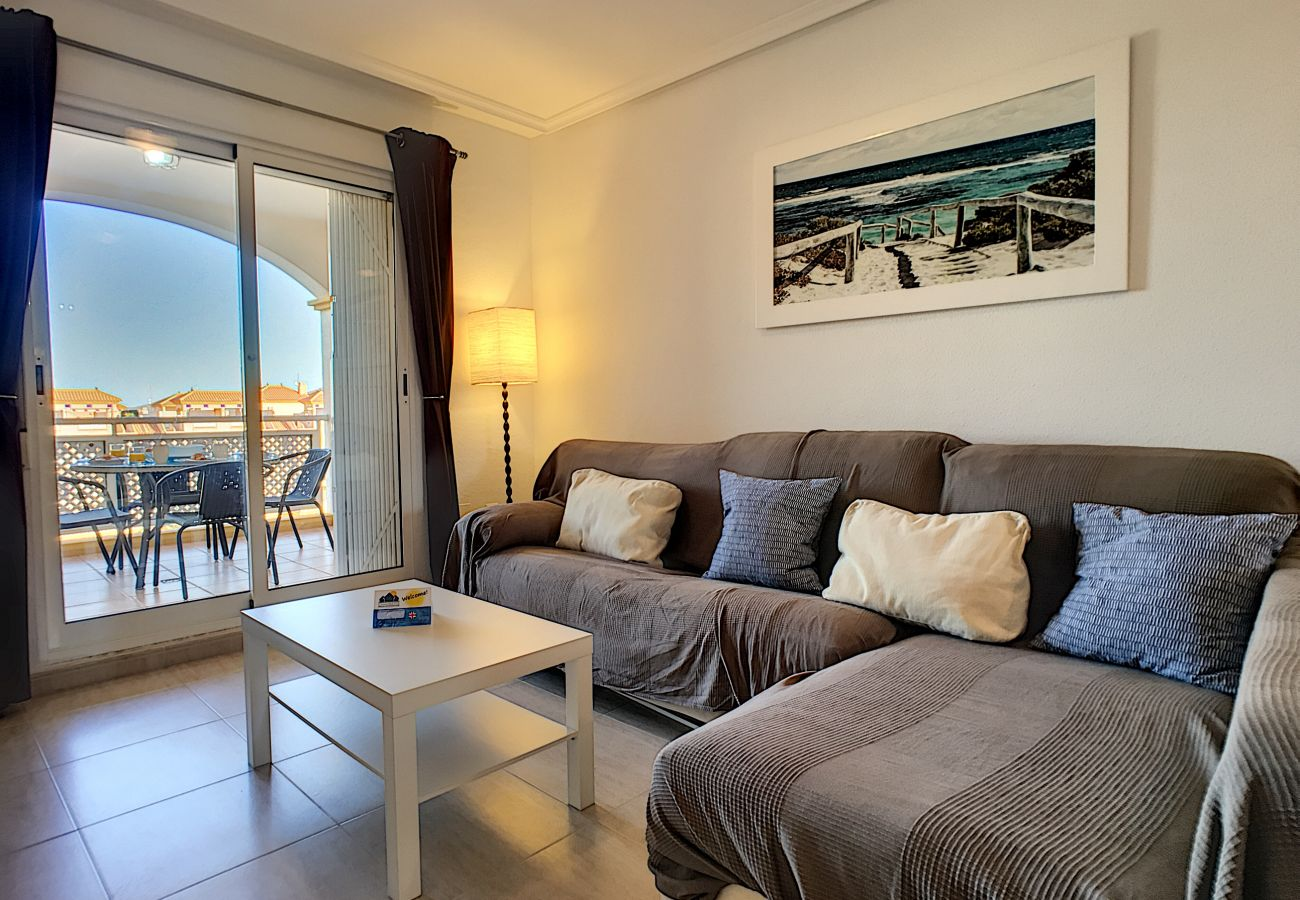 Appartement à Mar de Cristal - Ribera Beach 3 - 1009