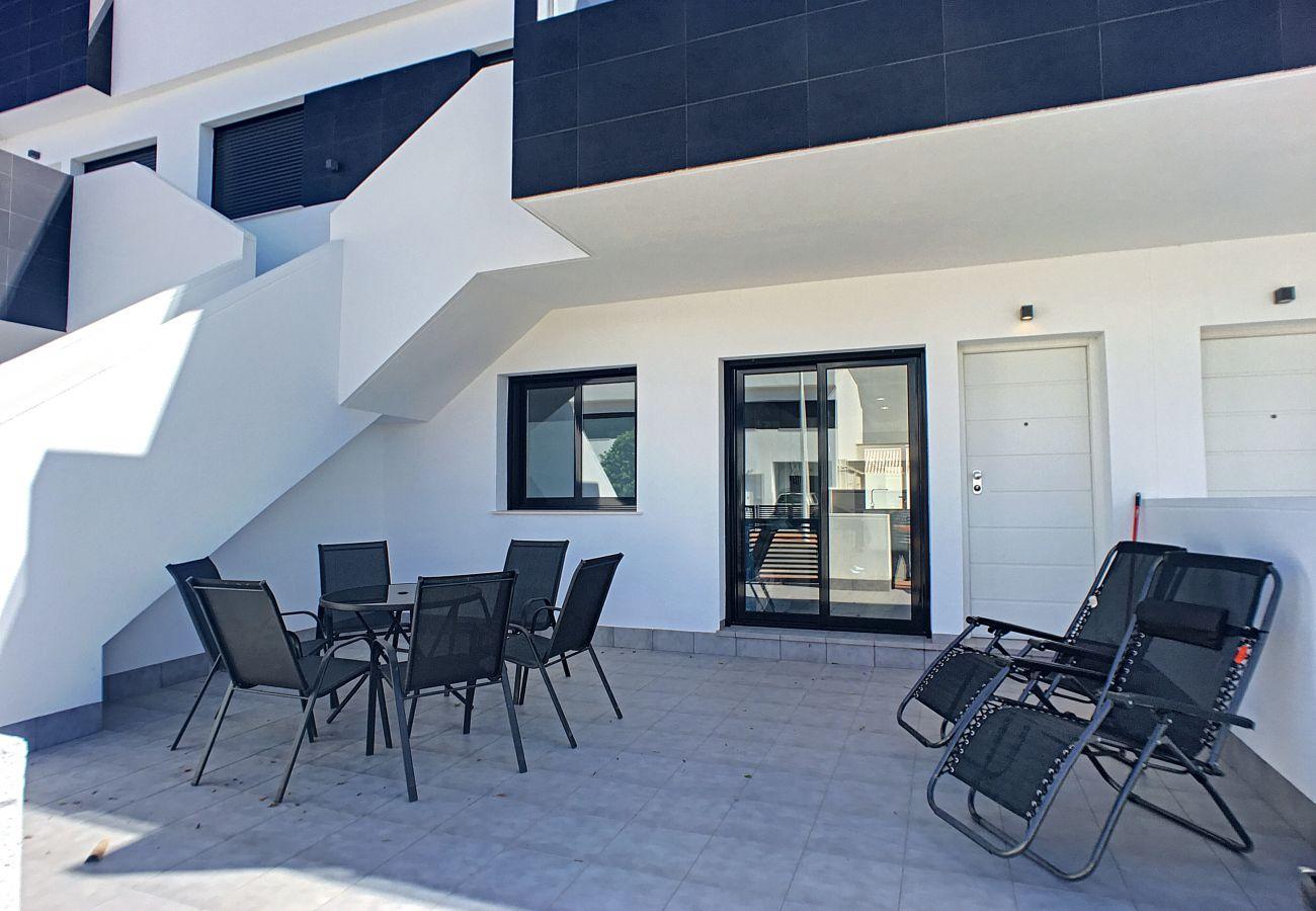 Appartement à San Pedro del Pinatar - Pueblo 2 - Apartment Bobby