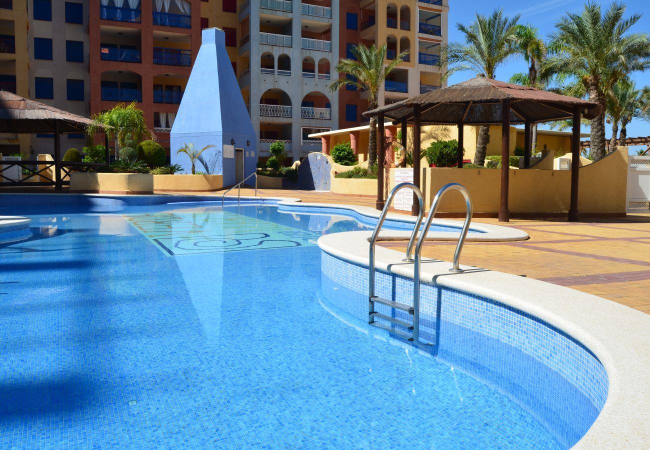 Appartement à Playa Honda - Verdemar 3 - Shankar (1306)