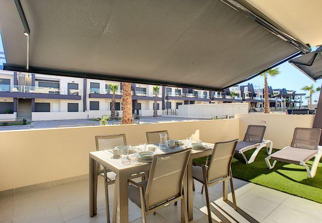 Appartement à Pilar de la Horadada - Playa Elisa Apartment @ Mil Palmeras