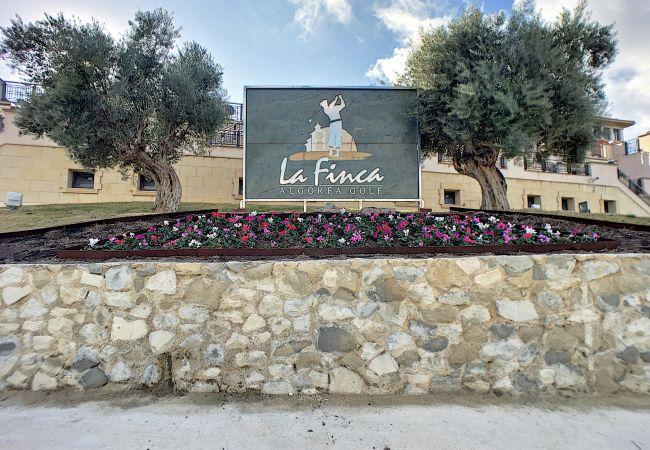 Appartement à Alforga - Casa Leone - La Finca Golf