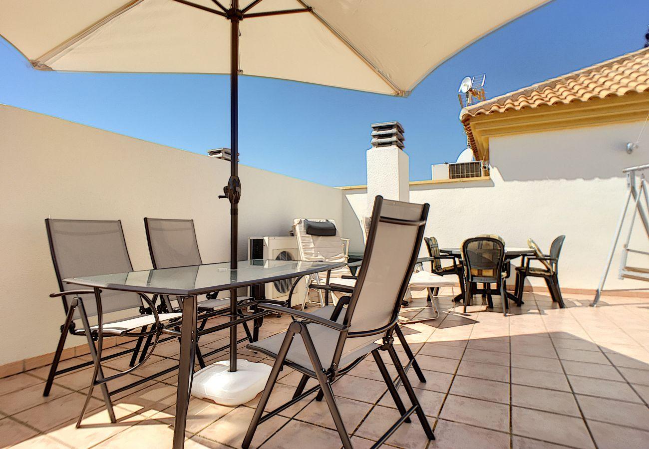 Appartement à Mar de Cristal - Ribera Beach 2 - 1509