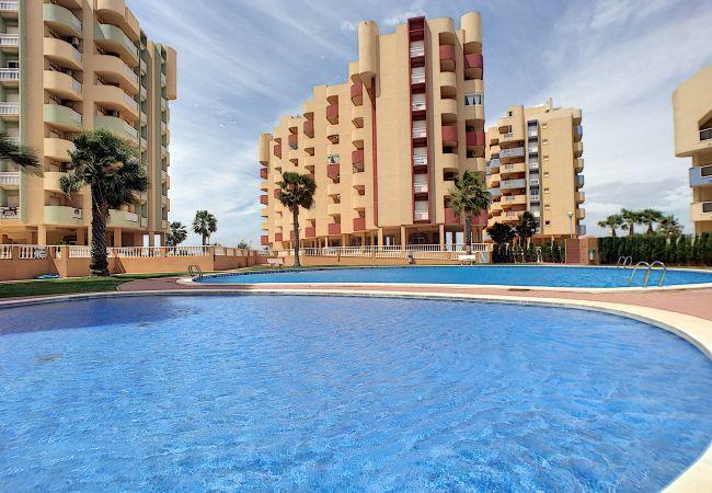Appartement à La Manga del Mar Menor - Los Miradores del Puerto - DK
