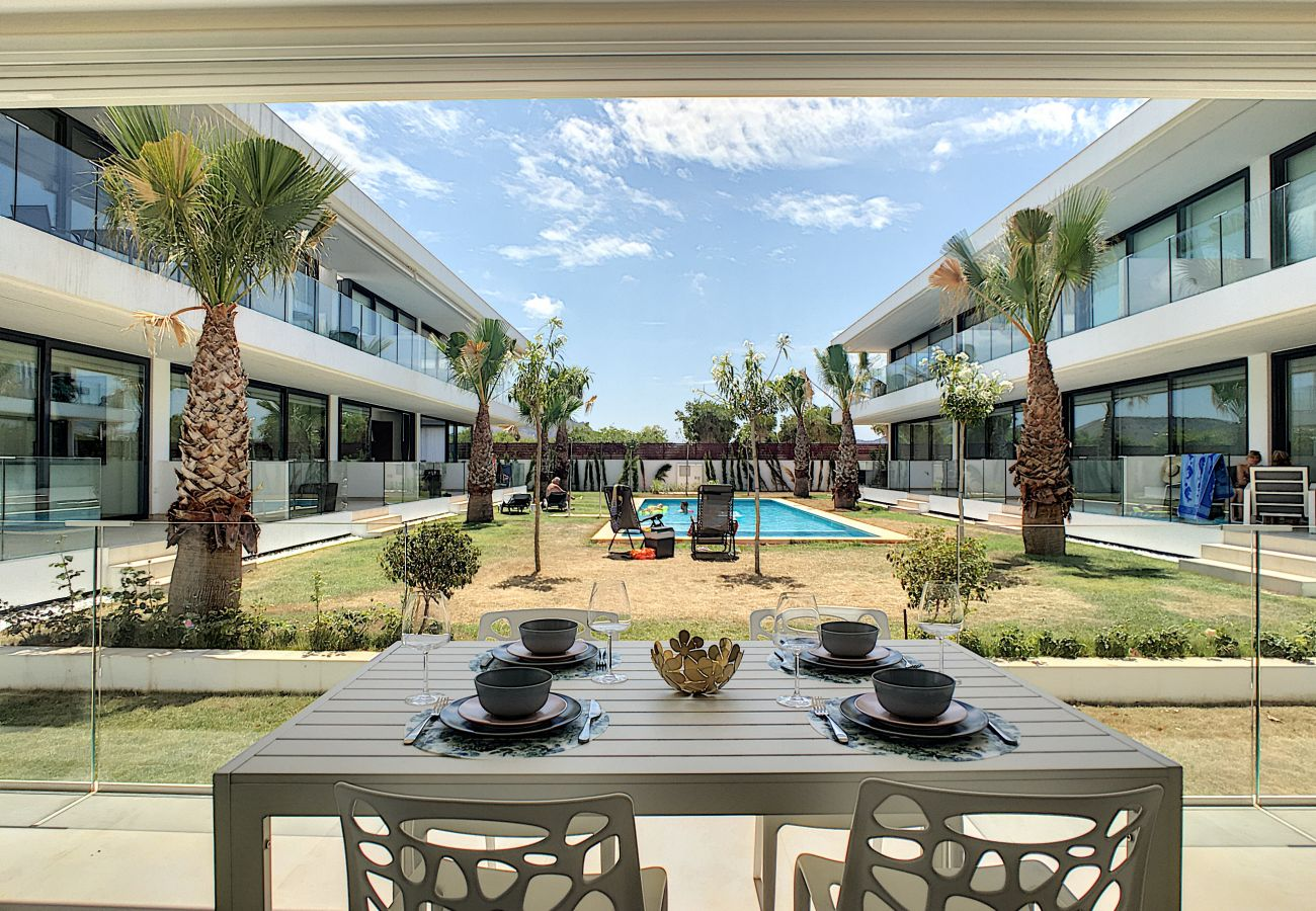 Appartement à Mar de Cristal - Antilia Terraces Apartment - 1609