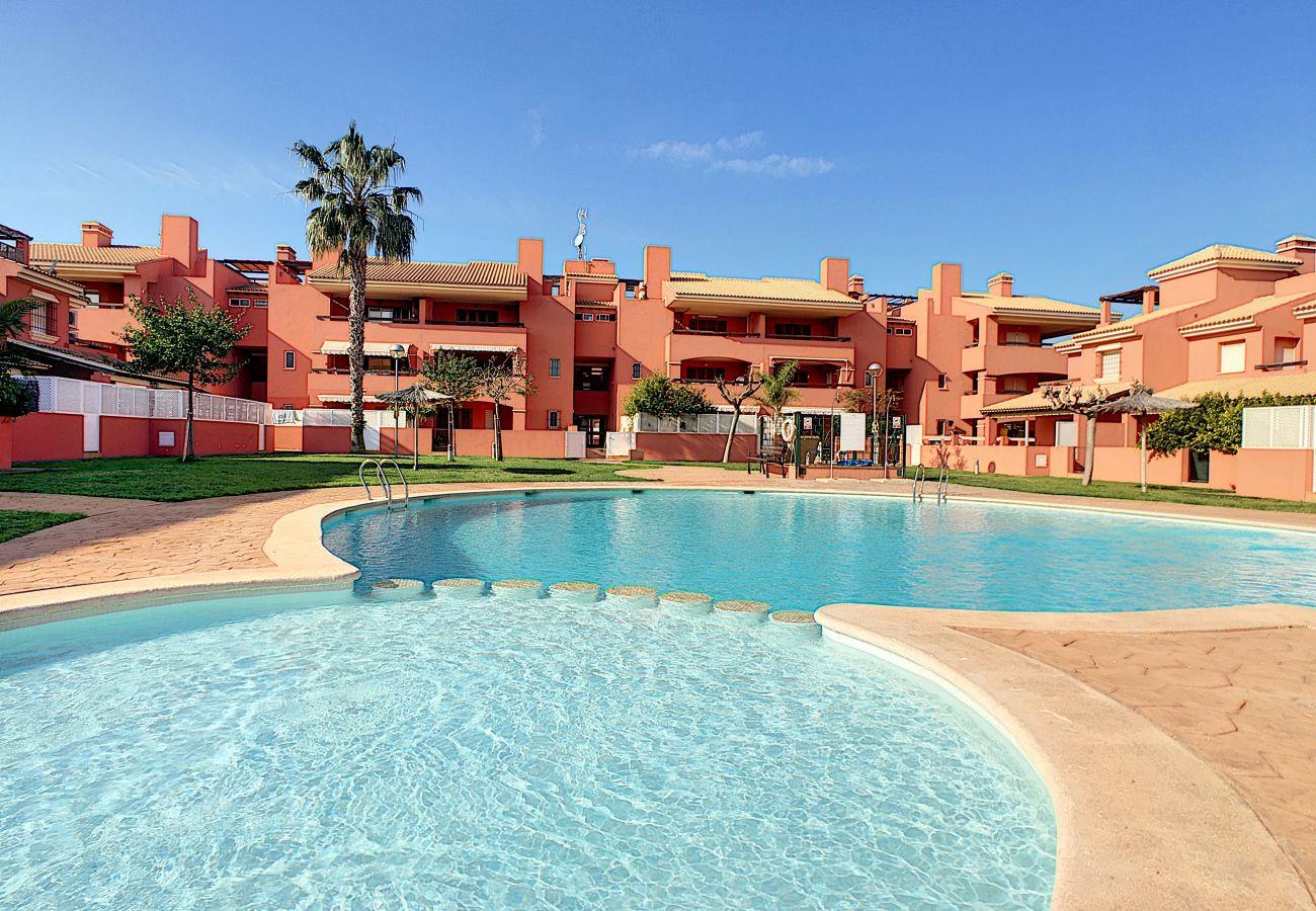 Appartement à Mar de Cristal - Albatros Playa 1 - 35071