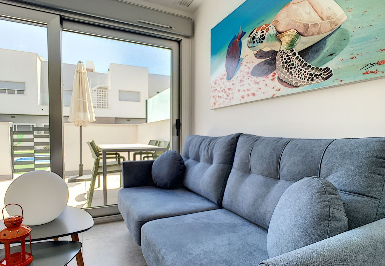 Maison à Santiago de la Ribera - Azucena Del Mar V - 3109