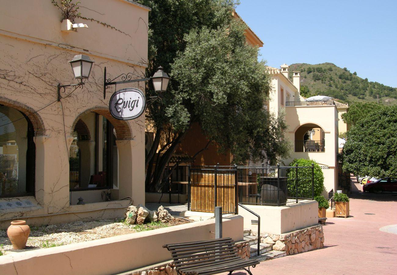Villa à La Manga Club - Villa Buena Vista 17