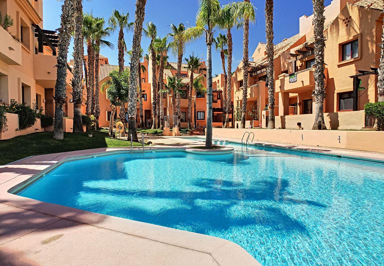 Appartement à Los Alcazares - Nueva Ribera Beach Club - 2B8